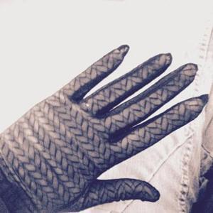 BlackGloves